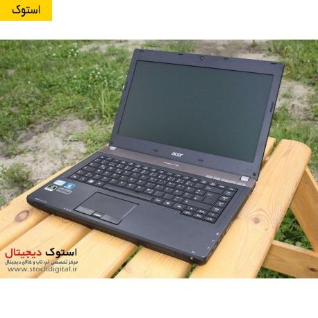 لپ تاپ استوک Acer travelmate p643
