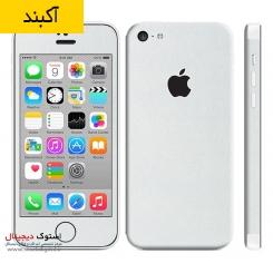 گوشي آکبند موبايل اپل آيفون 5 سي - 16 گيگابايت - iphone 5c 16 GB