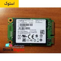 هارد اس اس دی ای استوک کروشیال 240 گیگابایت ام ساتا Crucial M500 mSATA 240GB SSD