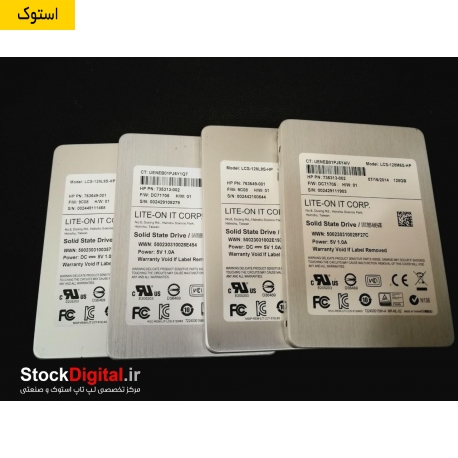هارد SSD لایت آن SSD LITE - ON LCS-128M6S-HP 128GB استوک دیجیتال www.stockdigital.ir