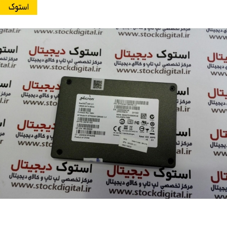 هارد اس اس دی میکرون SSD Micron C400 128GB استوک دیجیتال www.stockdigital.ir
