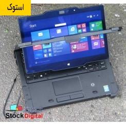 لپ تاپ استوک دل لتیتیود Dell Latitude 12 Rugged