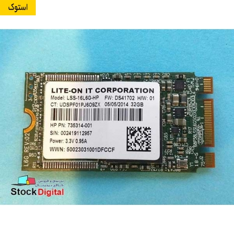 هارد اس اس دی HP Lite-ON SSD M2
