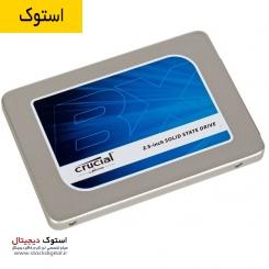 هارد اس اس دی کروشیال SSD Hard Crucial BX200 - 240GB