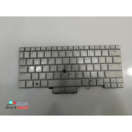 کیبورد لپ تاپ hp 2760 Keyboard