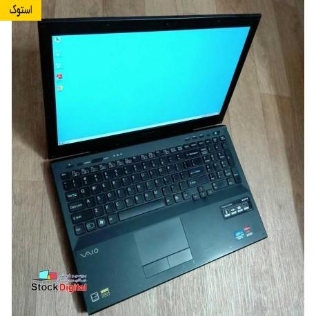 لپ تاپ سونی Sony VPC-SE1CGX