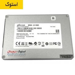 ویرایش: هارد اس اس دی میکرون Micron M500 480GB
