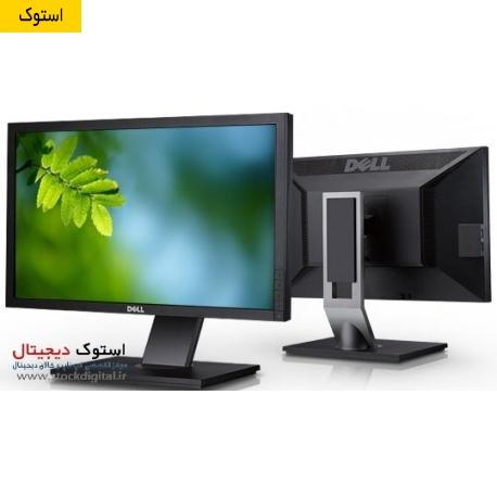 مانیتور استوک 19 اینچ واید با پایه متحرک Dell P1911b - استوک دیجیتال www.stockdigital.ir
