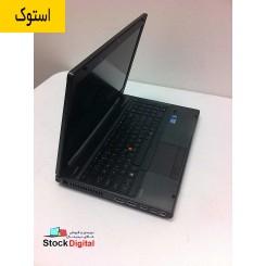 HP 8560w -AMD FirePro