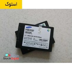 هارد استوک Samsung 256GB SSD