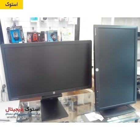 مانیتور استوک 22 اینچ واید با پایه متحرک HP Compaq LA2206x - LED monitor -استوک دیجیتال www.stockdigital.ir