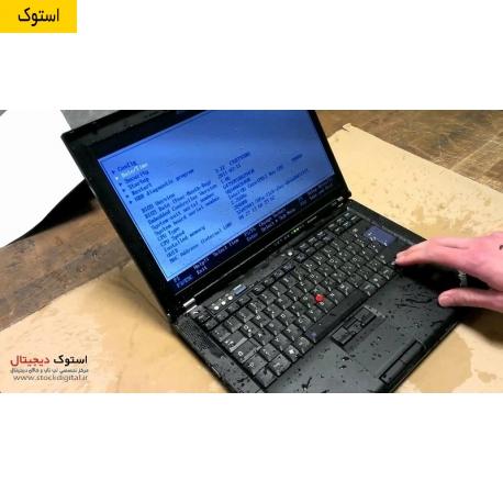استوک دیجیتال www.stockdigital.ir - لپ تاپ استوک لنوو مدل تینک پد Lenovo Thinkpad T400