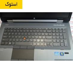 لپ تاپ استوک اچ پی الیت بوک HP Elitebook 8760w