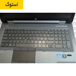 لپ تاپ استوک  HP 8760 W