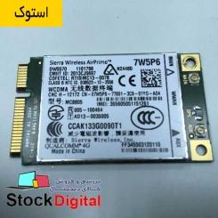 ماژول سیم کارت DELL DW5570 Sierra 4G