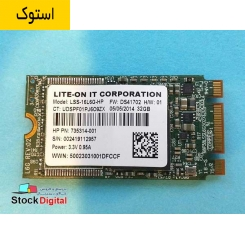 هارد Lite on M2 32GB SSD