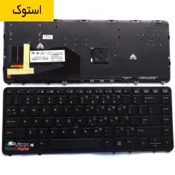 کیبورد لپ تاپ HP 840 G1