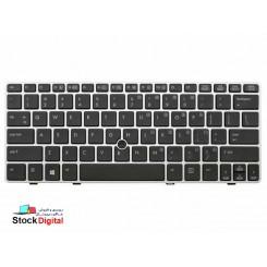 کیبورد لپ تاپ HP 2570p