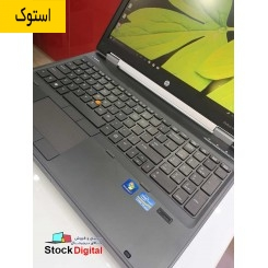 لپ تاپ HP 8570w -AMD FirePro