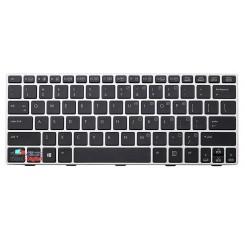 کیبورد لپ تاپ HP Revolve 810 G1 G2 G3