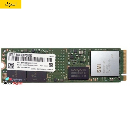 هارد SSD 128 GB Intel Series 6 M.2