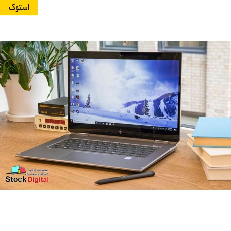 HP ZBook Studio x360 G5 - D