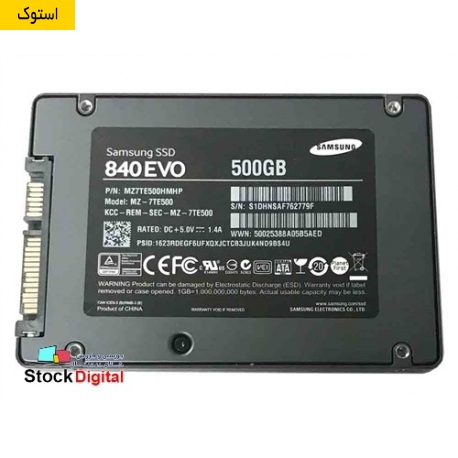 هارد استوک SAMSUNG 850 Evo 512 GB SSD