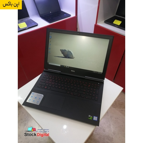 لپ تاپ Dell Inspiron 15 Gaming 7567