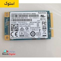 هارد استوک SSD mSATA Sandisk X300
