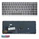 کیبورد اورجینال لپ تاپ HP KeyBoard 840 G1 850 G1 HP 840 G2