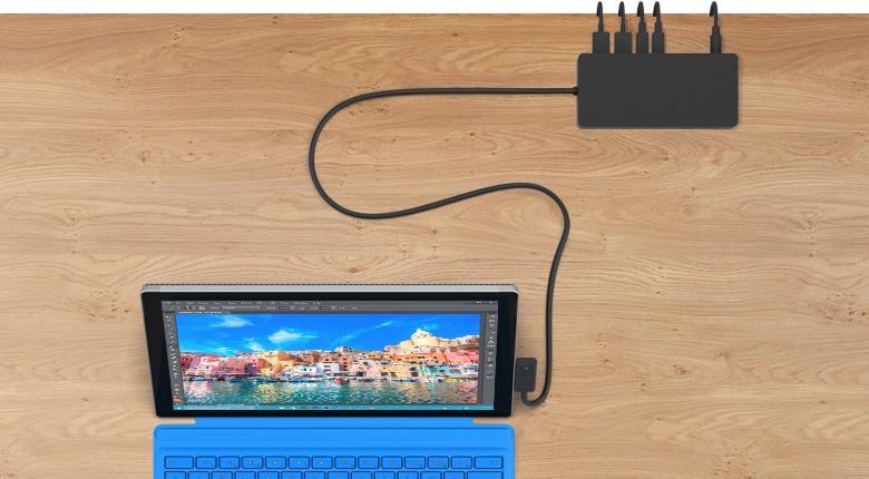 داک استیشن سرفیس Microsoft Surface Dock