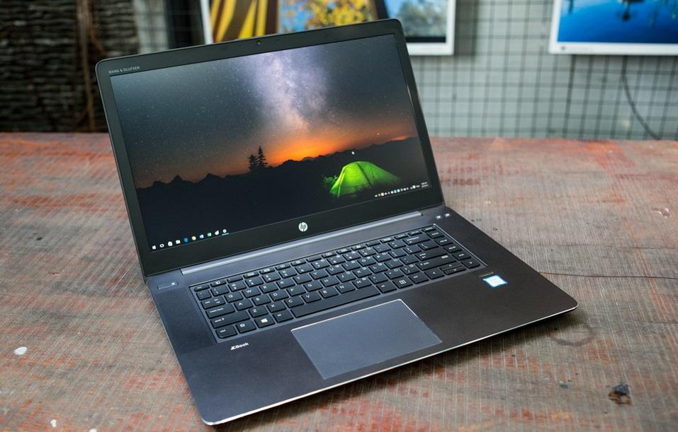 لپ تاپ HP ZBook 15 Studio G3